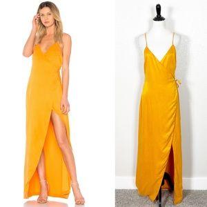 NBD NWT Esperanza Gown Maxi Dress Sz S